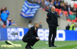 What you thinking Arsene??
