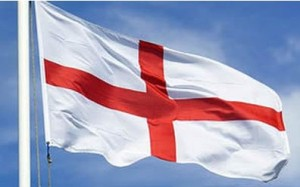 Happy St Georges Day fellow English folk....