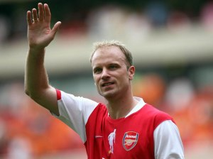 On this Day back in 1995 this great man signed for Arsenal FC....