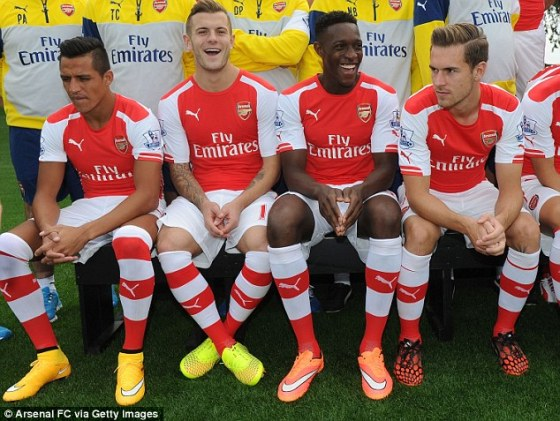 Wonder what Alexis and Ramsey are thinking...